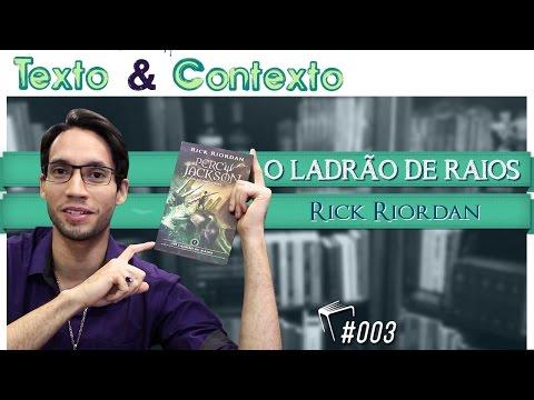 Percy Jackson e os Olimpianos - O Ladrão de Raios (Rick Riordan)