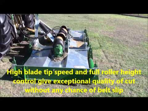 Agrifarm Field Mower | APM Series Roller Mower