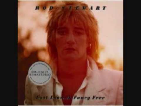 Rod Stewart - You got a nerve lyrics
