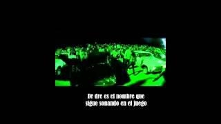 Dr. Dre Skill D.R.E. ft. Snoop dogg  Subtitulo Español Video oficial