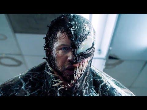 Venom (2018) - ''We Are Venom'' Clip   Ending Scene видео
