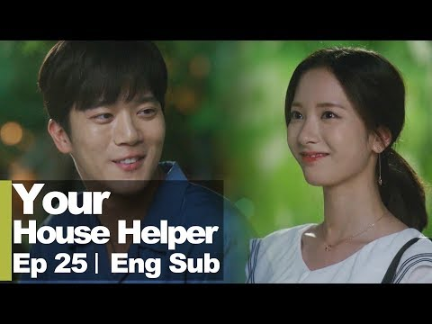 "Bo Na is Really Adorable~ ""You better not forget ♥"" [Your House Helper Ep 25]"