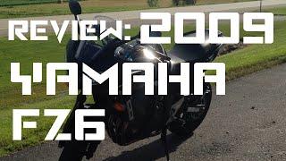 8. Review: 2009 Yamaha FZ6
