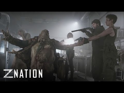 Z NATION | Season 4, Episode 6: All of the Zombie Kills | SYFY