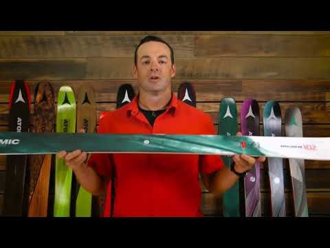 Atomic Backland 102 Skis - Women's