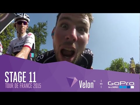 Watch: Tour de France rider's eye view of the Pyrenees
