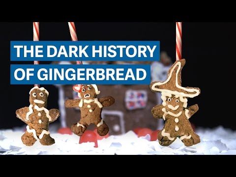The violent history of gingerbread