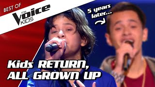 Video TOP 10   SHOCKING RETURNS of kids as ADULTS in The Voice MP3, 3GP, MP4, WEBM, AVI, FLV Agustus 2019