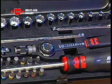 Würth Multi Use Socket Set