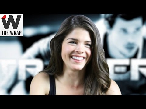 Marie Avgeropoulos on 'Tracers' Co-Star Taylor Lautner: 'He Came Out of the Womb' With Action Skills