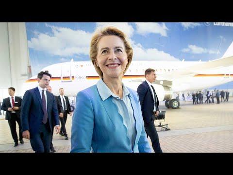 EU: Wird Ursula von der Leyen Kommissionspräsidentin?