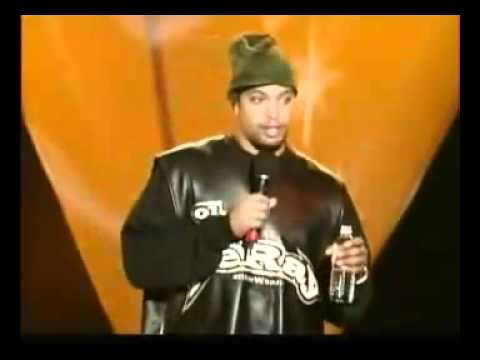 DeRay Davis comedy