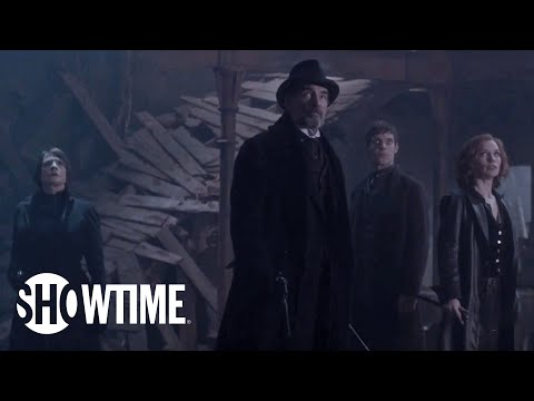 Penny Dreadful 3.09 (Clip 'The Dragon's Cave')