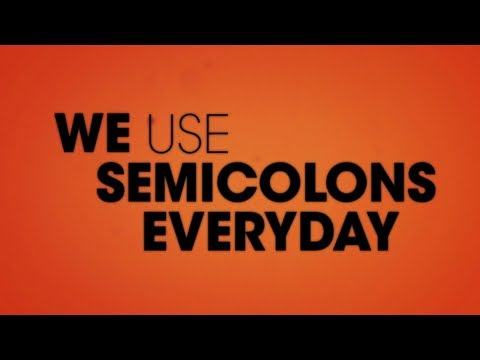 The Lonely Island Ft Solange  -  Semicolon (Lyrics Video)