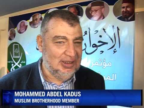Egypt's Muslim Brotherhood names new leader