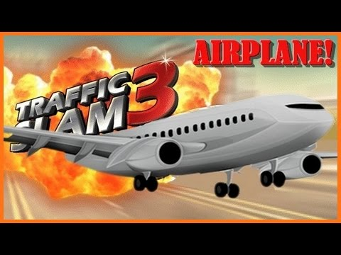Traffic Slam 3 Airplane Gameplay | Best Kid Games | Drive Airplane And Bomb Everything!