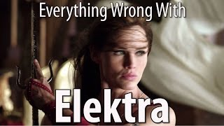 Everything Wrong With Elektra In 13 Minutes Or Less by Cinema Sins
