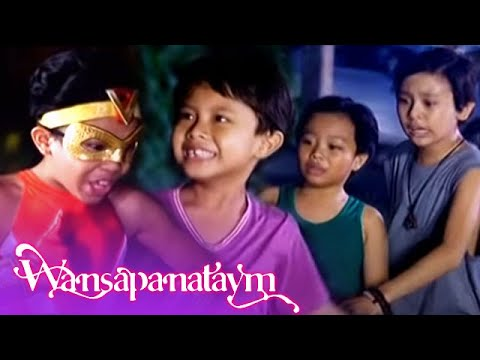 Wansapanataym: Super Ving saves Onyok