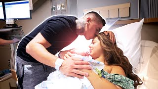 OUR OFFICIAL BIRTH VIDEO!!! ** EMOTIONAL**