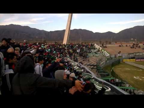 La banda del pueblo viejo en San Luis | Racing 1 San Martín SJ 0 copa argentina - La Banda del Pueblo Viejo - San Martín de San Juan