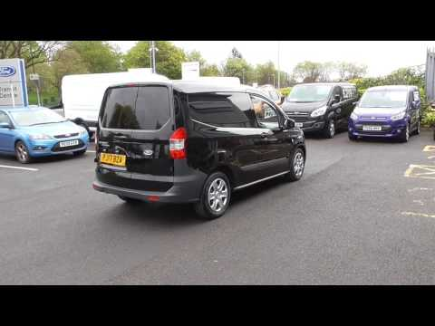 Ford Transit Courier B460 Courier Van Trend 1.6TDCI 95PS U25515