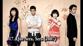 Video My Top 33 Korean Dramas - 2005-2012 MP3, 3GP, MP4, WEBM, AVI, FLV Maret 2018