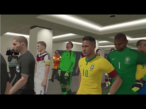 PES 2016'nın ilk resmi oynanış videosu
