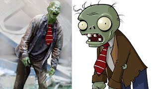 Plants Vs Zombies, Zombies in Real Life