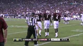 Alshon Jeffery vs ECU 2011