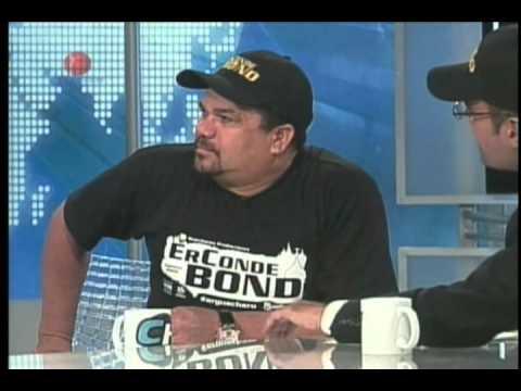 El Conde del Guacharo en Chataing Tv (Televen) parte 1