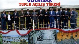 Başbakan Yardımcısı Prof. Dr. Numan Kurtulmuş'un Gölhisar Ziyareti