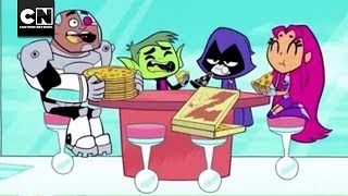 SUBSCRIBE: http://bit.ly/109Y6wq About Teen Titans GO!: Thursdays at 6/7c. TEEN TITANS GO! is a comedy featuring the ...