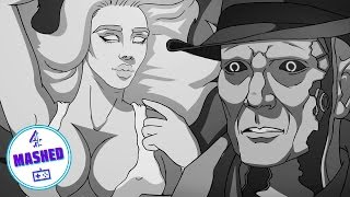 "Times are so tough at the Valentine Detective Agency that Ellie sells Nick out in a desperate play for caps… Produced by Tom Jenkins Written by Tom Shreeve Animated By EpicFaceFist Music by Alex Walker Smith Voice of Nick Valentine by Dan Gavin Voice of Fragrance Model by Eileen ""EileMonty"" Montgomery More Mashed:Don't forget to subscribe and share with your friends! http://www.youtube.com/subscription_c...Mashed end theme by: Liam TateHear all of our tracks here - http://youtu.be/PZdy8dhVgv4Stay in touch with Mashed!Facebook: http://facebook.com/thisismashedTwitter: http://twitter.com/mashedReddit: http://www.reddit.com/r/mashed/ Email: mashed@theconnectedset.comThanks for watching!"