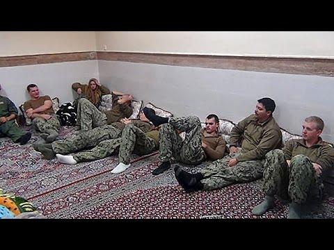 Ιράν: Απελευθέρωσε σε χρόνο ρεκόρ τους 10 Αμερικανούς ναύτες