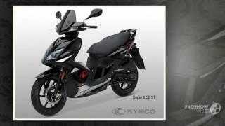 8. Kymco Super 8 50 2010