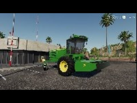 JOHN DEERE W260 FIXED v1.0.0.0