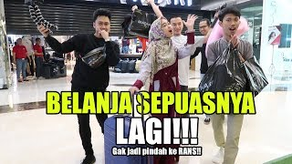Download Video TIM RICIS BELANJA SEPUASNYA JUTAAN RUPIAH SAMPE MALL TUTUP!!!(PART 2) MP3 3GP MP4
