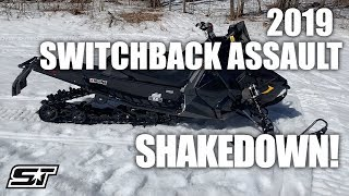 10. Highs and Lows of the 2019 Polaris 850 Switchback Assault