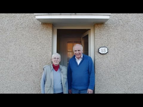 Alumasc EWI Project Success in Clackmannan