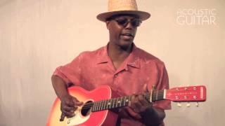 Acoustic Guitar Sessions Presents <b>Eric Bibb</b>
