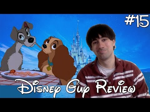 Disney Guy Review - Lady And The Tramp