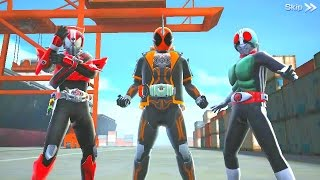 Nonton Kamen Rider Ghost X Drive X Ichigo Android Gameplay Storm Heroes Film Subtitle Indonesia Streaming Movie Download