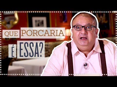 LENDO COMENTÁRIOS NO RESTAURANTE NOVO | ERICK JACQUIN