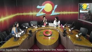 Zoila Luna comenta someten proyecto de ley busca eliminar el pago de reinscripción en colegio