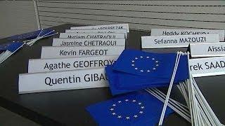 Saint-Genis-Laval France  City pictures : Parlement européen en herbe à Saint-Genis Laval