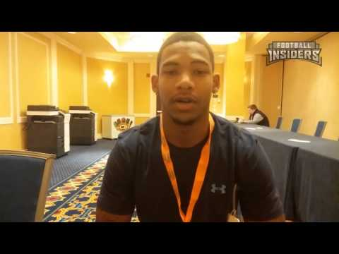 Dezmin Lewis Interview 1/22/2015 video.