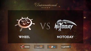 NT vs Wheel, game 1