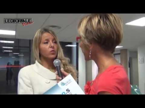 Intervista alla dirigente Paola Di Salvatore, e all'assessore Luigi De Fanis