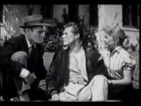 Hot Rod Girl 1956 Lori Nelson,Chuck Connors [Classic Action Movies]