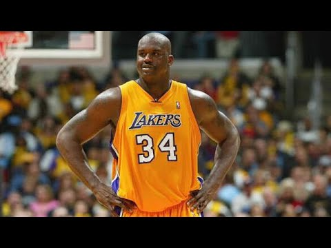 Shaquille O'Neal Career Highlights (Hall of Famer 2016)